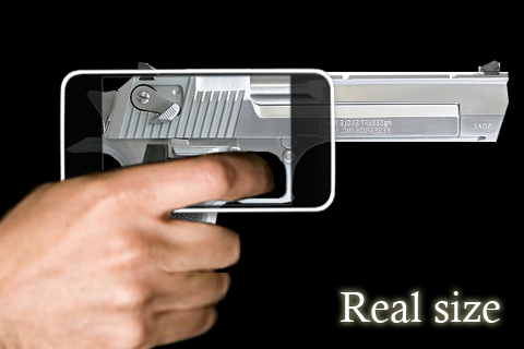 rgDesert Eagle 50AE : Real Guns Screenshot 2