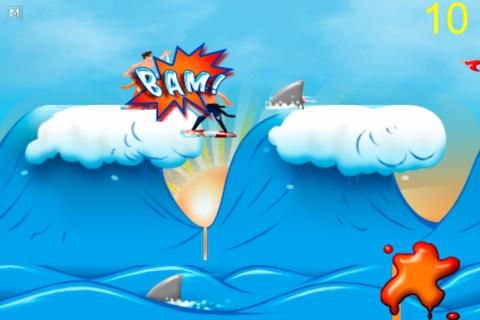 Screenshot Hawaii Surfing Battle