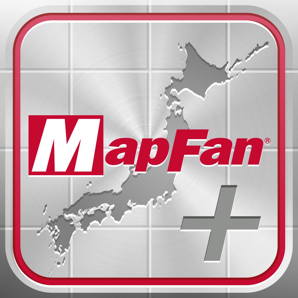 MapFan+ (地図・ナビ・ルート)